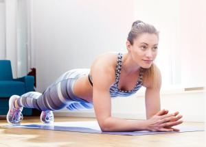 Get Fit With Three Simple Exercises You Can Do At Home Anytime