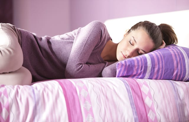 Sleeping On Your Side Is Beneficial For Your Health, Doctors Agree