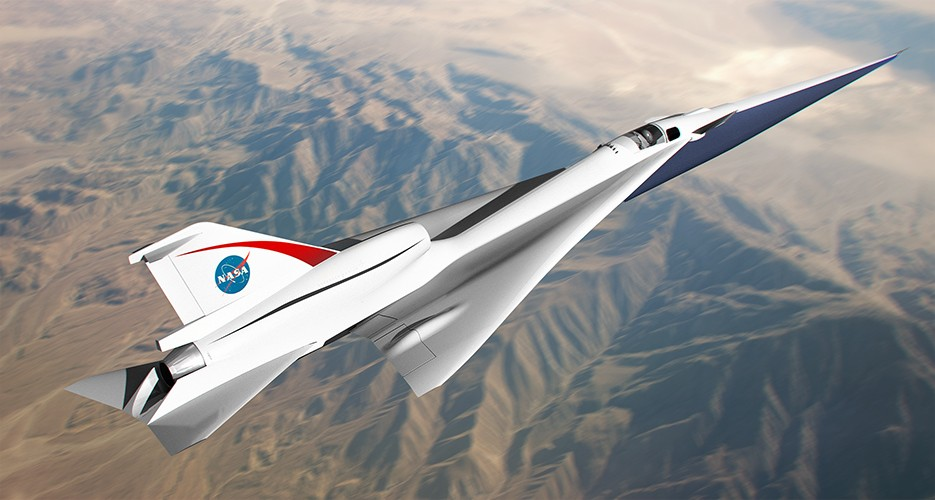 NASA $247 Million Plane For Commercial Supersonic Flights Received An Official Name – X-59 QueSST