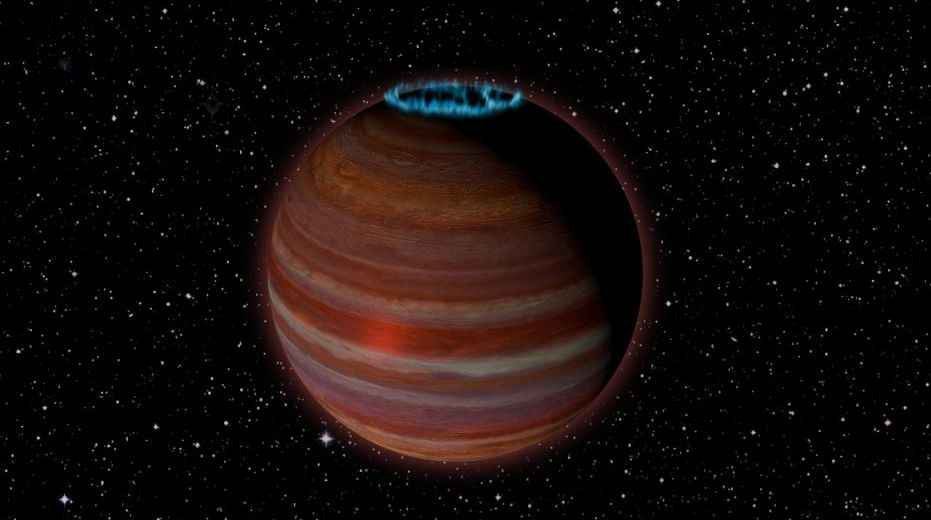 Astronomers Find Mysterious Glowing Planet