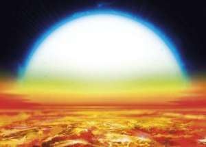New Discovery: The Exoplanet which Atmosphere's so Hot it has Titanium and Iron in it