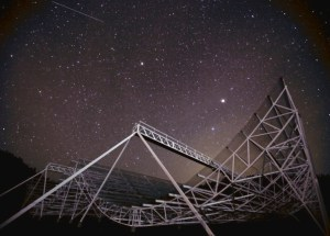 Mysterious Alien Radio Signal From Deep Space Detected By A Canadian Telescope