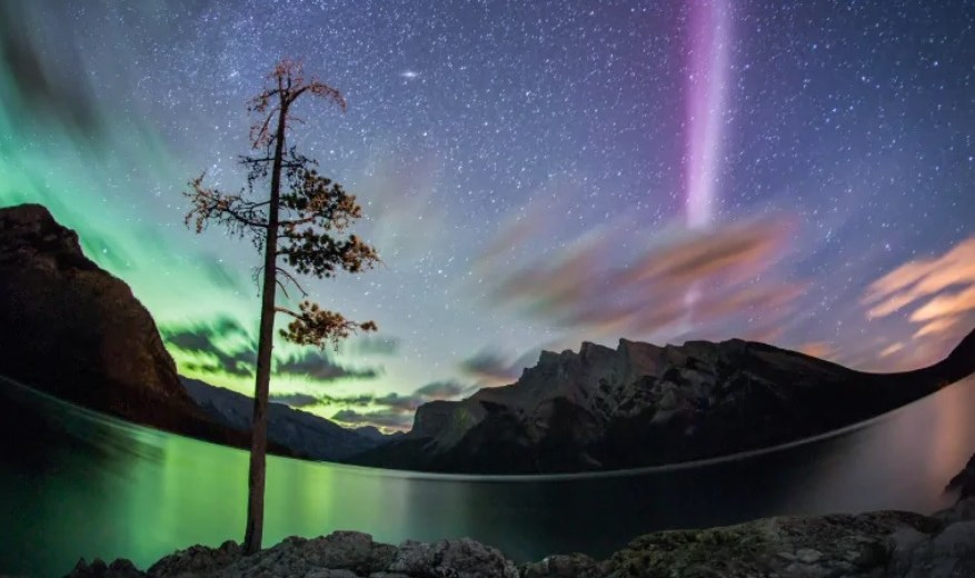 Mysterious Aurora Known As Steve Is Not An Aurora, After All, A New Study Says
