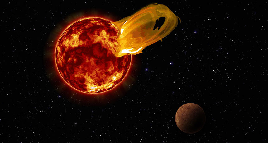 The Nearest Exoplanet May Sustain Life