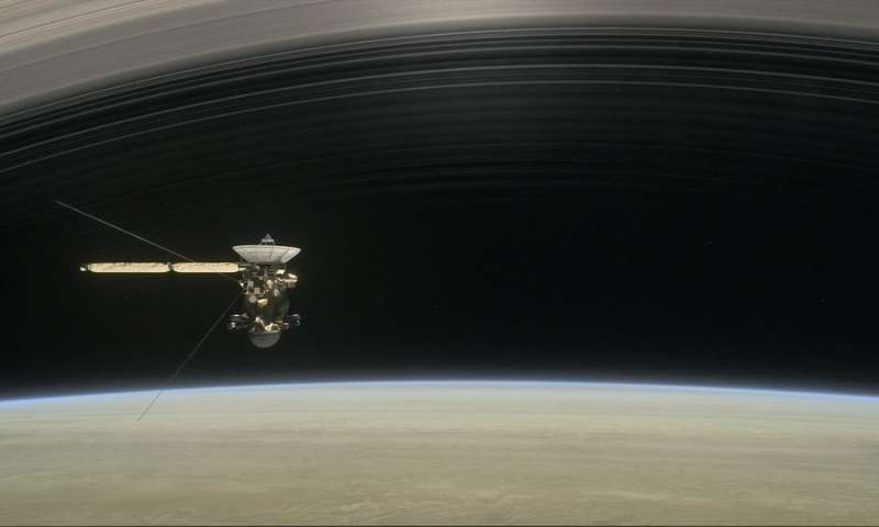 The Orbits Closest to Saturn Offer Groundbreaking Science