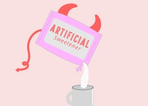 Artificial Sweeteners Might Damage Human Microbiota