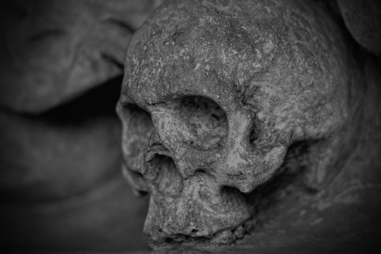 """Vampire Child, Called """"Vampire of Lugnano,"""" Unearthed At An Ancient Roman Site in Italy"""
