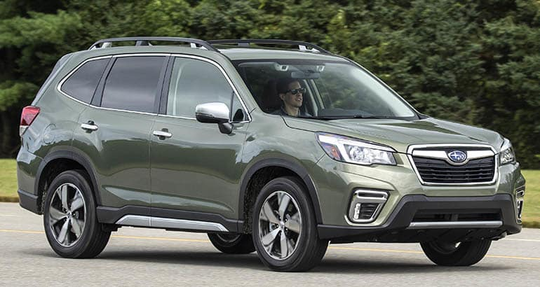 2019 Subaru Forester Vs 2019 Subaru Outback Best Edition