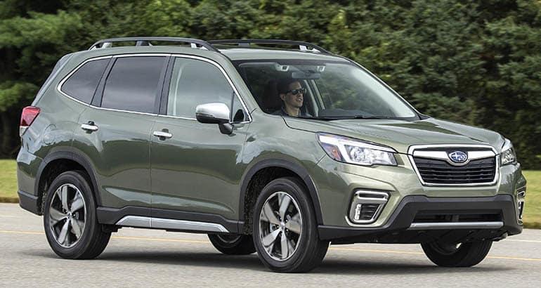 Subaru Outback Vs Forester >> 2019 Subaru Forester Vs 2019 Subaru Outback Best Edition