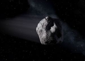 A Massive Asteroid in Threatening our Planet