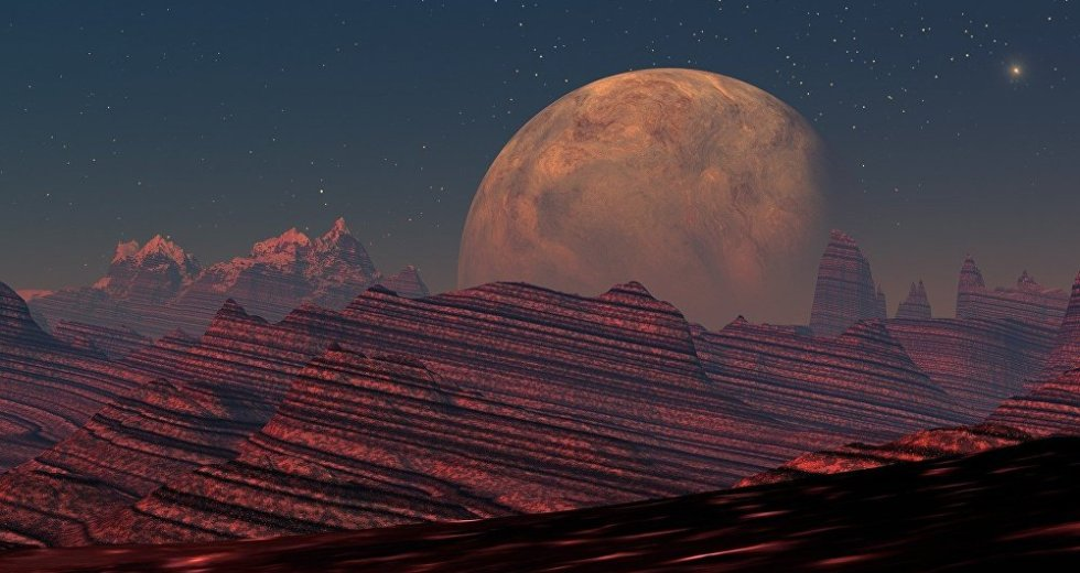 The First Colony on Mars may be Established in the Next 25 Years