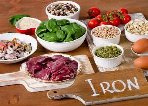 Tackle Anemia With These Iron-Rich Foods
