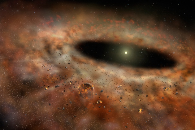 Planetary Formation Process Leaves Detectable Marks, Revealed Chilean Astronomers In Recent Study