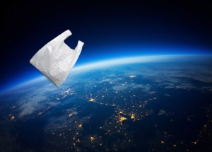 """Mysterious """"Empty Trash Bag,"""" Spotted In the Earth Vicinity"""