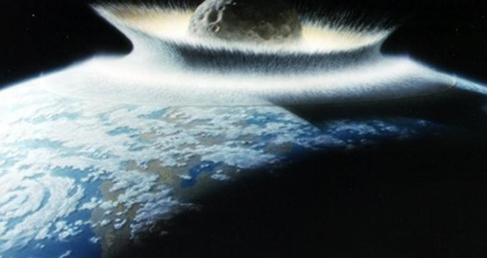 The Asteroid That Killed The Dinosaurs Triggered A One-Mile-High Tsunami