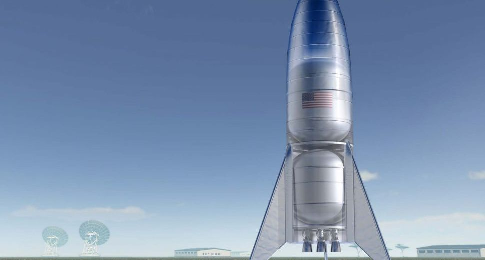 SpaceX Starship Hopper Explained By Elon Musk