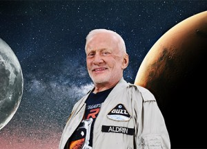 Buzz Aldrin Thinks That The Migration to Mars Might Be Our Only Chance to Survive