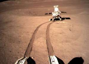 China's Lunar Rover, Yutu-2, Explored Over 190 Meters On The Dark Side Of The Moon