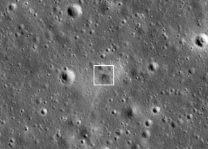 Israel's First Lunar Lander, Beresheet, Crash Site Images Released By NASA​​
