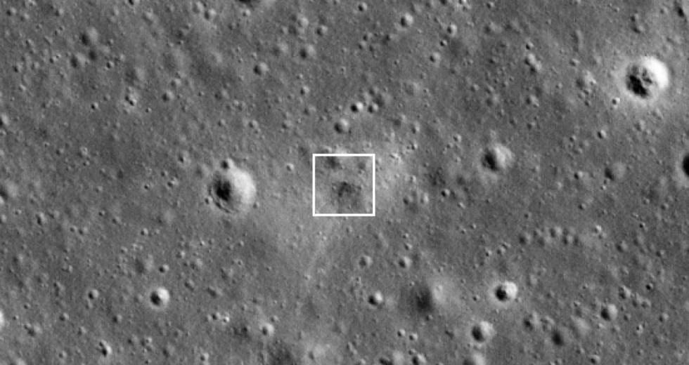 Israel's First Lunar Lander, Beresheet, Crash Site Images Released By NASA