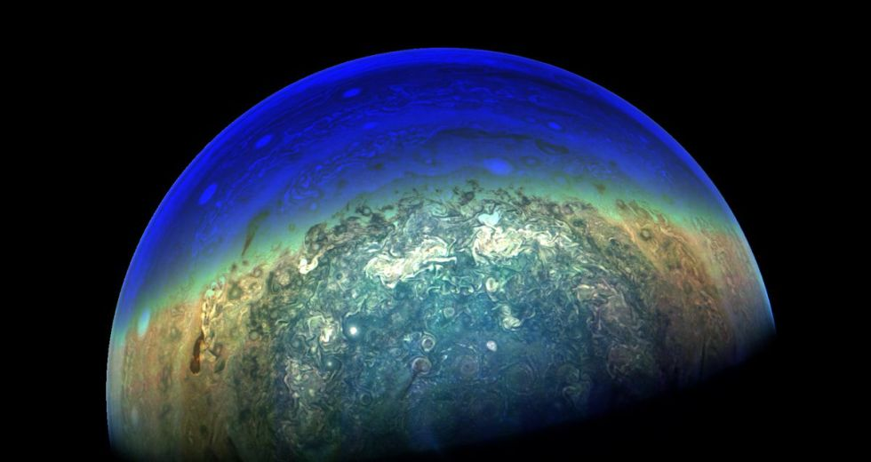 NASA's Juno Probe Revealed That Jupiter and Earth Have Something in Common