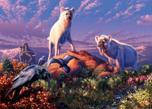 Fossilized Teeth Are Showing that Hyenas Wondered Canada's Arctic Fields