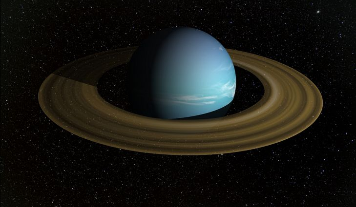 Uranus Rings Are Nothing Like Any Others In The Solar System