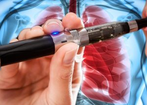 E-cigarette use might be responsible for critical lung illnesses​