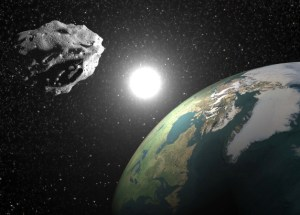NASA's Footage showed a Huge Asteroid that might hit the Earth next month