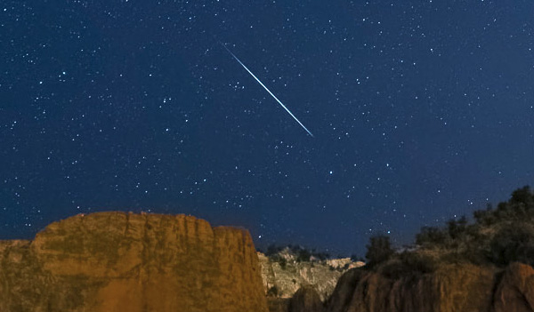 2019's Perseid Meteor Shower Will Deal With a Bright Moon