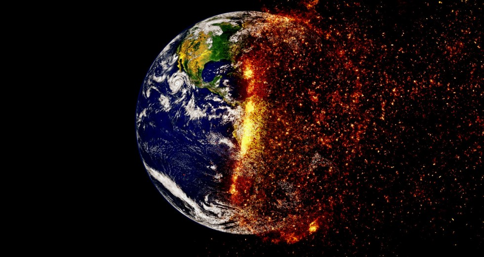 The Crucial Change We Can Make to Save Our Planet From Disaster