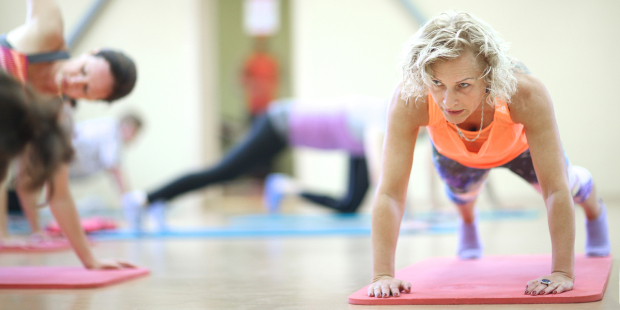 Best Physical Exercises for Women Over the Age of 40
