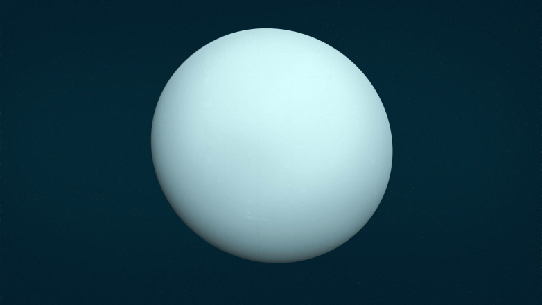 World Premiere: Uranus is Leaking Material into Space