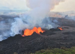 The Kilauea Eruption Might Have Been Started By A Bizarre Weather Pattern