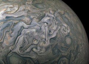 NASA Shared Some Stunning Images With Jupiter
