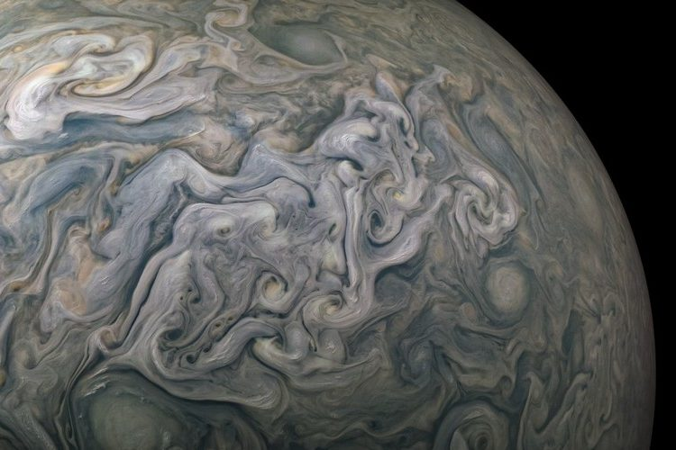 NASA Shared Some Stunning Images With Jupiter