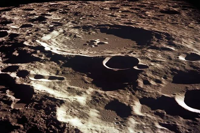 NASA Is Mapping The Water Ice On The Moon