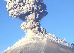 Popocatepetl Volcano Eruption Showcases the Sheer Power of Nature
