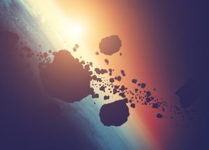 Our Solar System Captured Interstellar Asteroids in its Youth