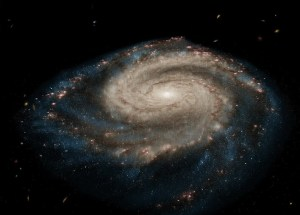 The Hubble Space Telescope Spotted The Whirlpool Galaxy Like Never Before