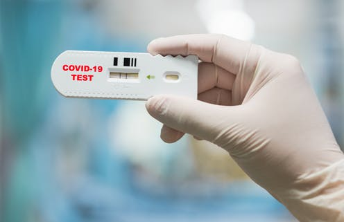 Thousands of COVID-19 Tests in the UK are Providing Unclear Outcome