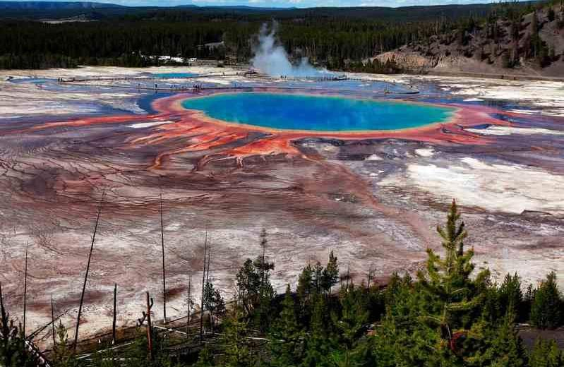 Supervolcano Approximately 30 Times Bigger Than Yellowstone Discovered In Utah