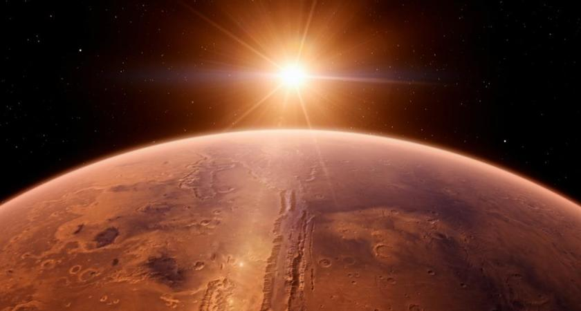The Water from Mars Has Fuel and Oxygen Worth Gathering by Future Colonists