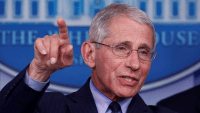 Dr. Anthony Fauci Supports Amusing Method to Fight the Pandemic