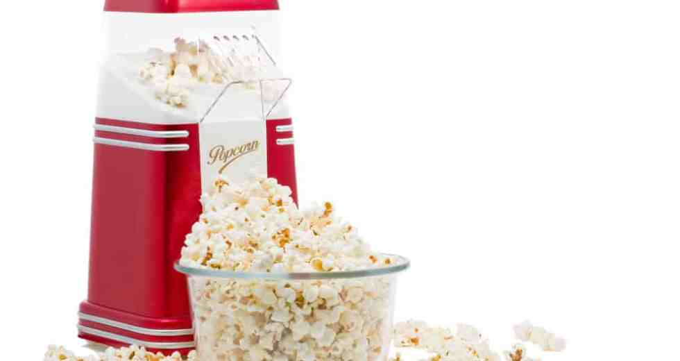 Best Hot Air Popcorn Poppers