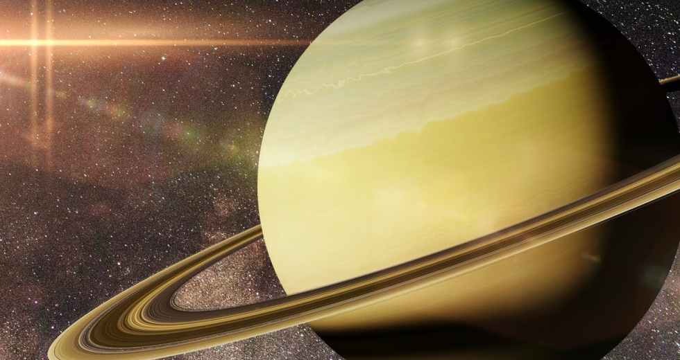 It's Summertime On Saturn – New Image From Hubble Space Telescope