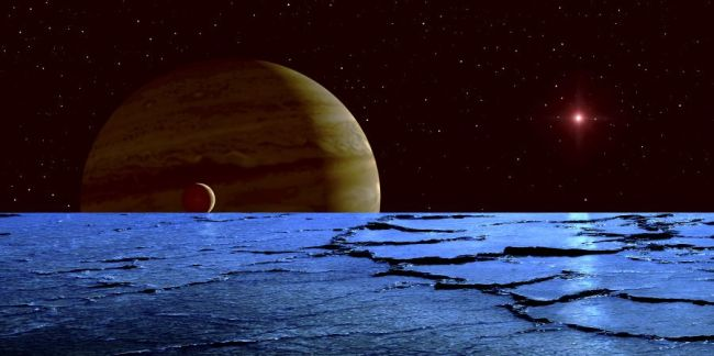 Cosmic Achievement: SpaceX Could Send NASA To Jupiter's Moon Europa