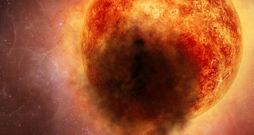 NASA Finally Explains The Mysterious Dimming of The Betelgeuse Star