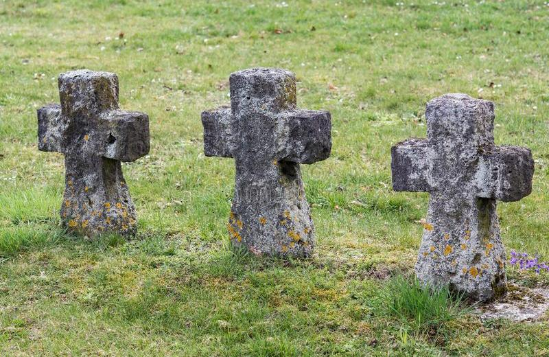 Terrifying Sights Discovered in a Millennium Old Christian Cemetery