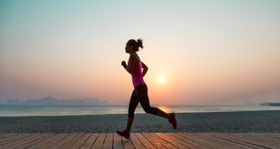 Exercising at night – how you can stay safe!